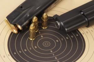 Waffen im Schützenverein