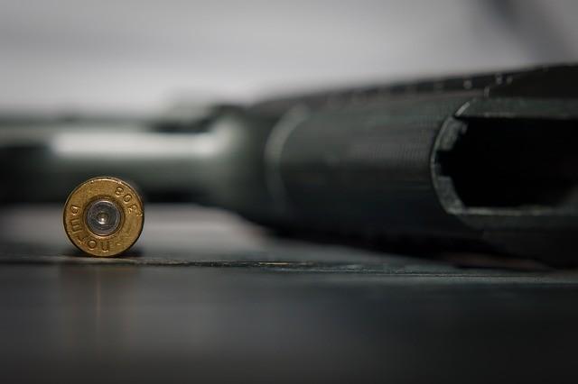 Waffen und Munition aus Nachlass